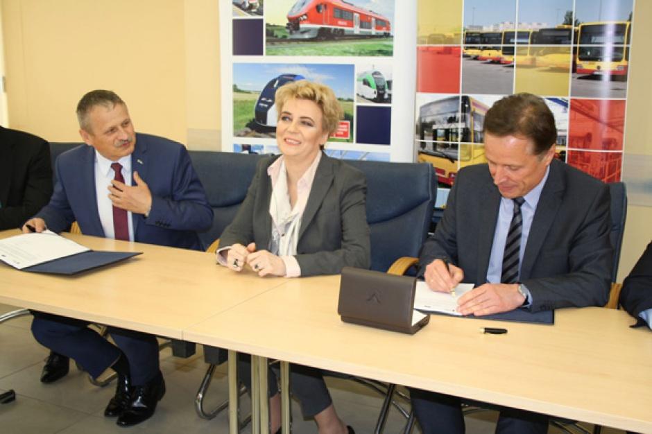 Pesa dostarczy nowe tramwaje dla łódzkiego MPK