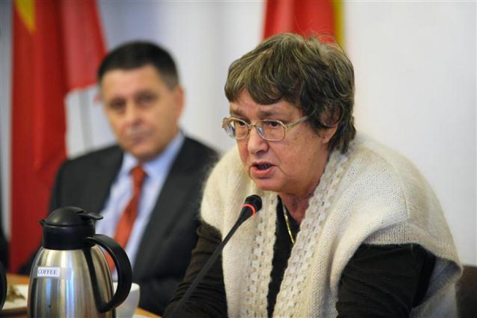 Zmarła Olga Johann, radna Warszawy