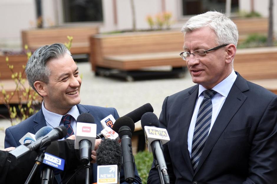 Prezydenci Poznania i Słupska będą współpracować