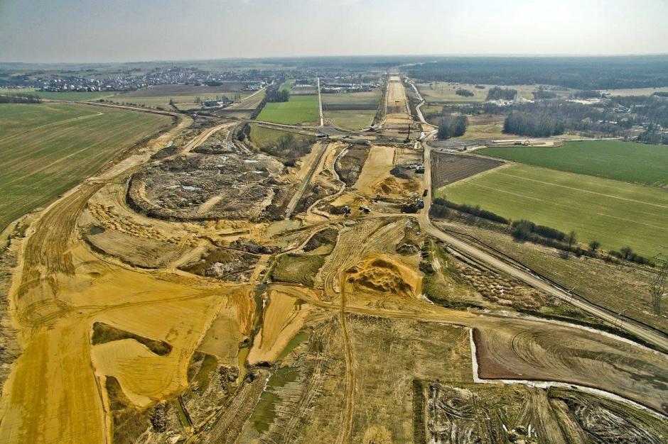 Autostrada A1 Pyrzowice-Rząsawa nabiera kształtów