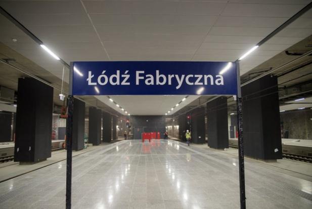 Łódź: Sześć firm chce wybudować tunel łączący dworce kolejowe