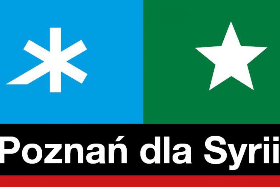 """Poznań: Program """"Poznań dla Syrii"""" wspomoże ofiary konfliktu"""