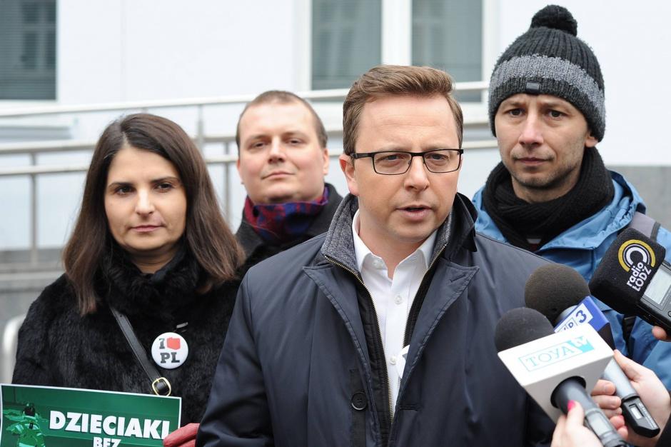 Dariusz Joński odchodzi z SLD. Na decyzję wpłynęło zachowanie łódzkich radnych