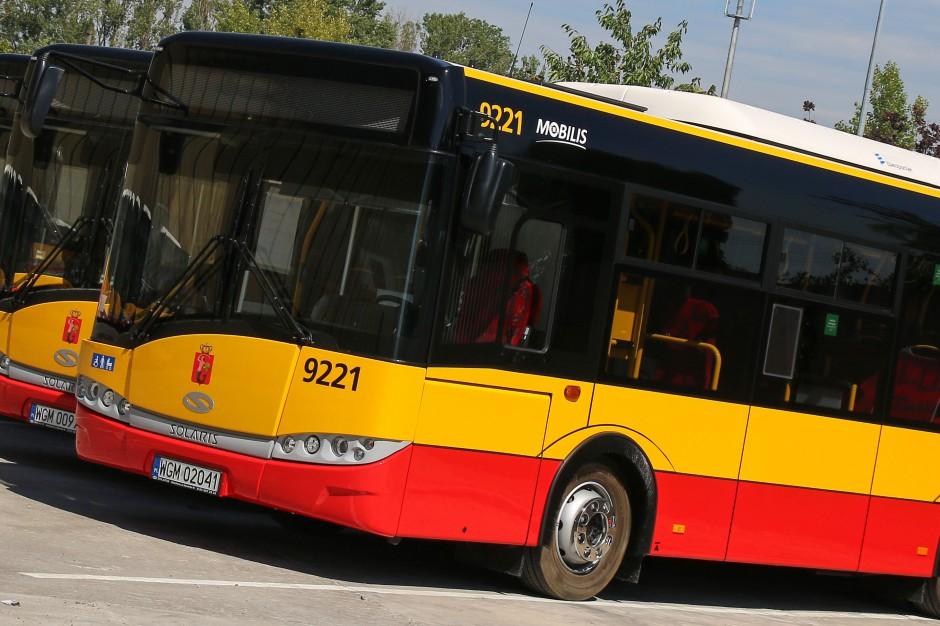 Przybędzie hybrydowych autobusów na ulicach Warszawy