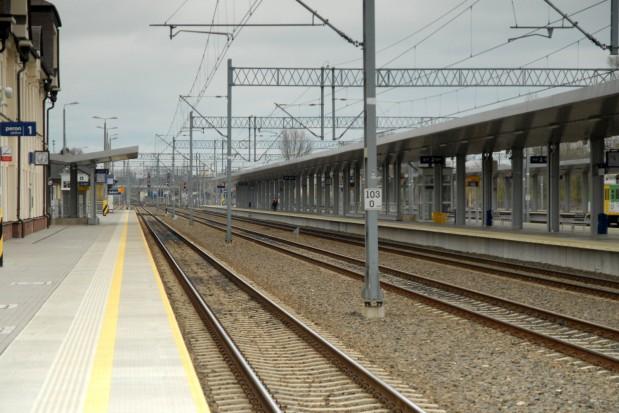 Warszawa-Radom: Linia kolejowa będzie modernizowana