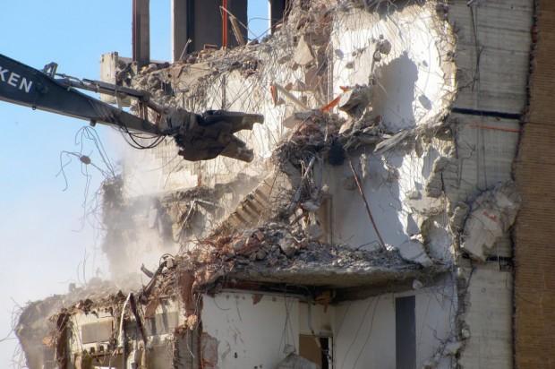 Łódź: 60 nieruchomości do rozbiórki
