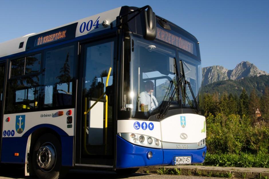 Transport publiczny w Polsce: Zakopane, Świeradów, Rawa Mazowiecka, kolejnymi miastami z autobusami