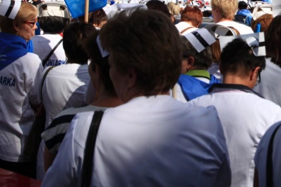 Szpital powiatowy w Staszowie: Strajk generalny po świętach