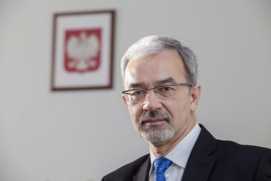 Jerzy Kwieciński: Nowe Prawo wodne musi być przyjęte, inaczej stracimy refundacje