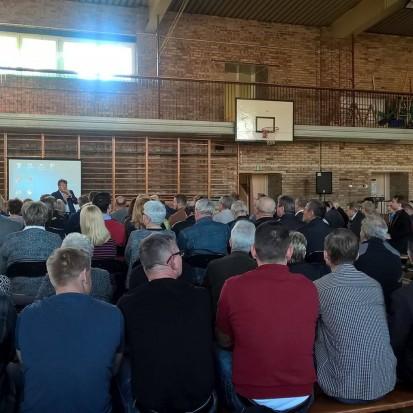 Ruda Śląska: Mieszkańcy nie chcą zakładu przetwarzania odpadów