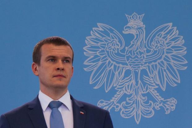 Minister Witold Bańka (fot.:KPRM/twitter.com)