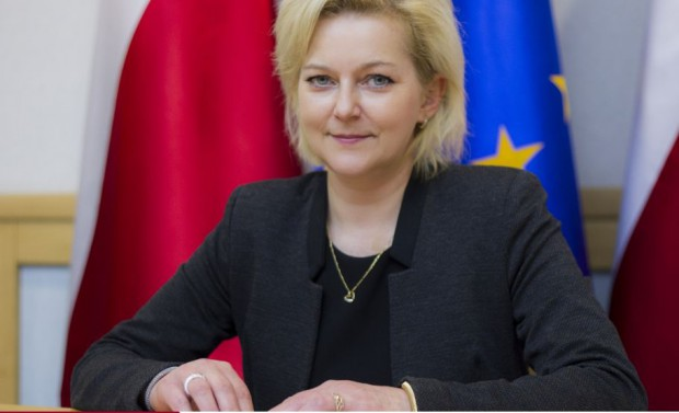 Szef KBW Barbara Tokaj (fot.pkw.gov.pl)