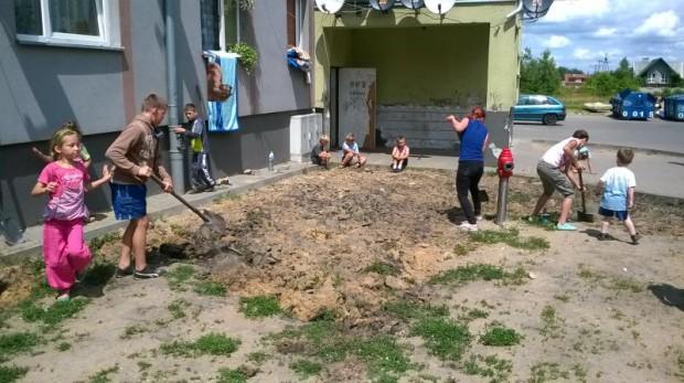 Granty dla osiedli - startuje Zielona Ławeczka 2017