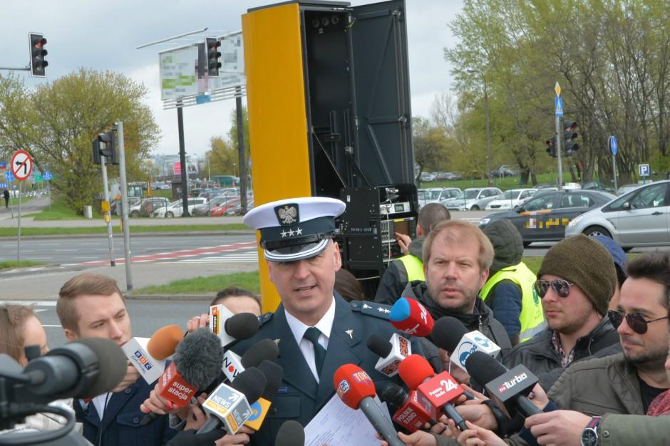 Warszawa: Fotoradary straży miejskiej znowu działają