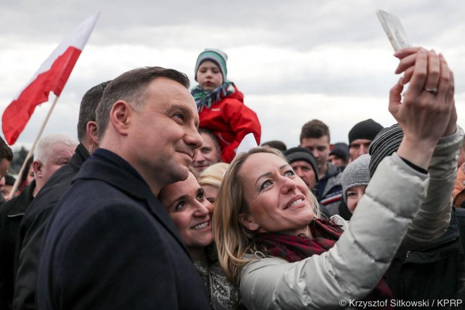 Prezydent chwali Wielkopolskę: Region potrafi się rozwijać