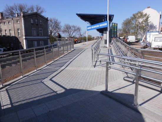 Modernizacja trasy Tczew - Kostrzyn: nowy przystanek Gorzów Wielkopolski Wschodni