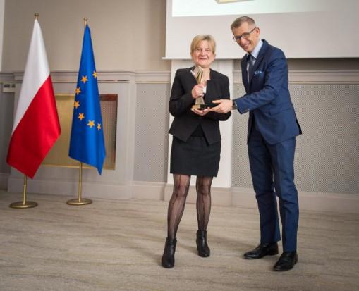Anna Studzińska i Krzysztof Kwiatkowski (fot.nik.gov.pl)