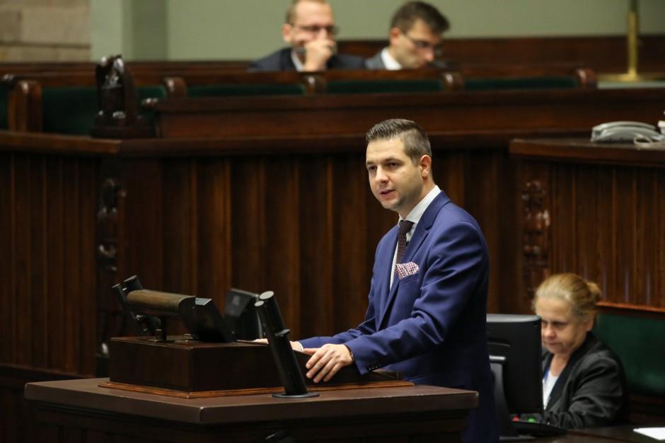 Sprawa radnego z Bydgoszczy. Patryk Jaki: Zero litości dla takich drani