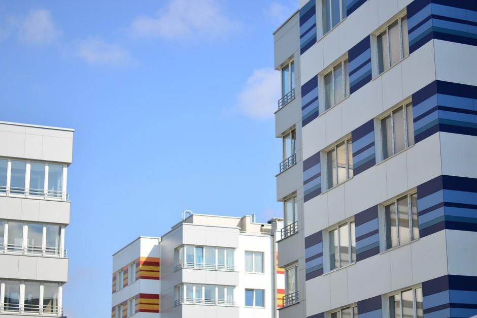 Mieszkania: Rekordowa liczba nowych mieszkań w Polsce