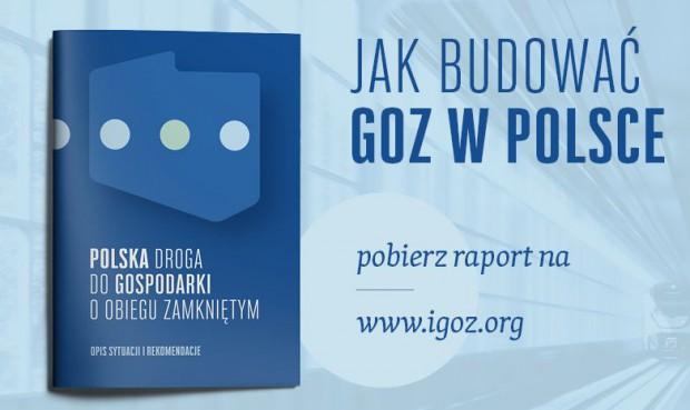 Polska droga do gospodarki o obiegu zamkniętym