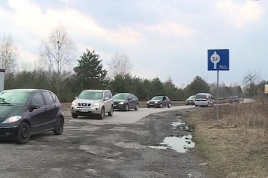 Podwarszawskie gminy walczą o nowe drogi