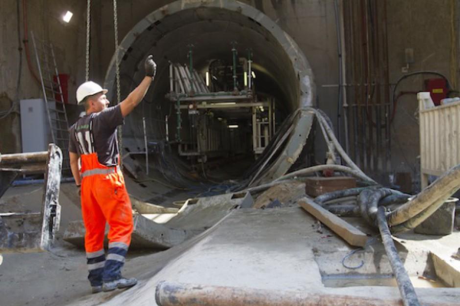 Budowa II linii metra. Ratusz: Nowe pozwolenie może być w kilka dni