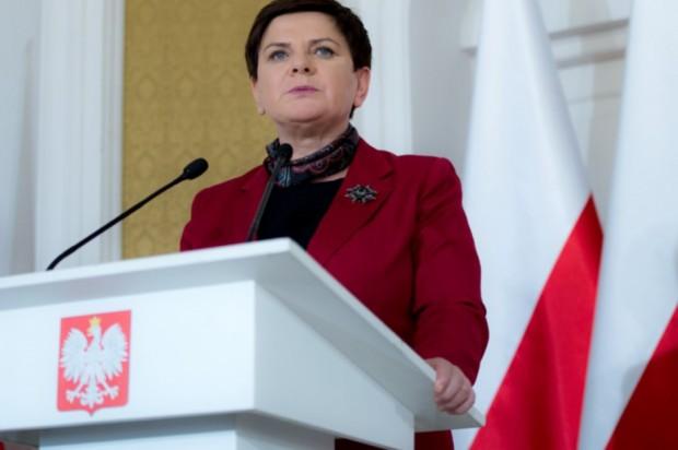 Beata Szydło: Referenda są potrzebne, ale reforma edukacji jeszcze bardziej
