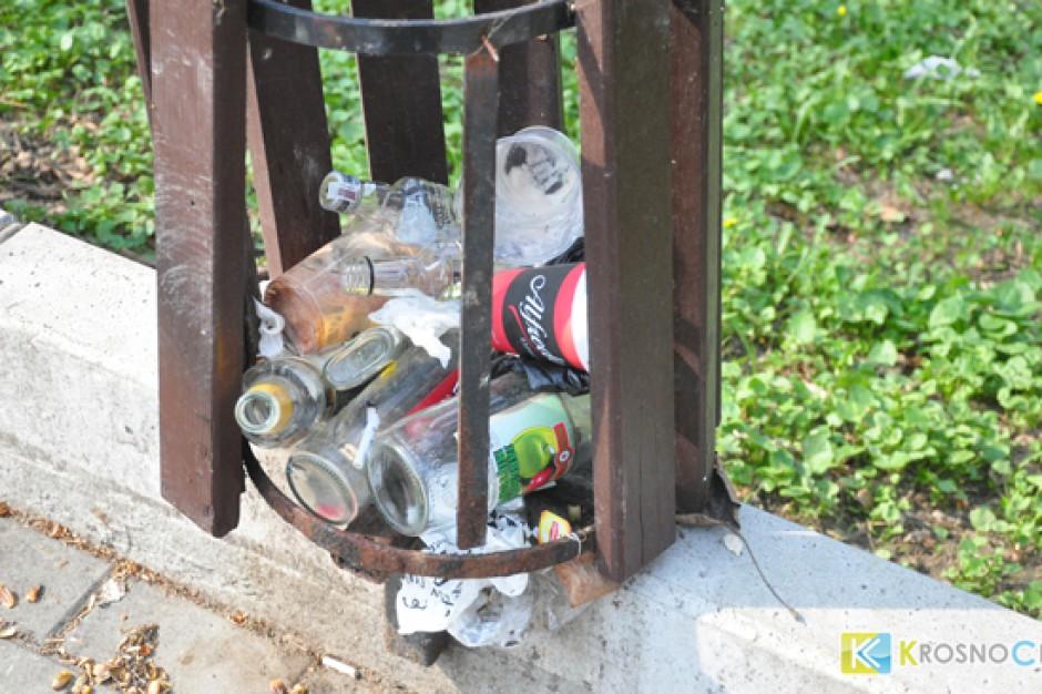 Picie alkoholu w miejscach publicznych to problem nie tylko Warszawy
