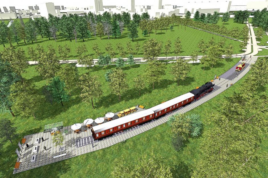 Tak ma wyglądać nowy park w Poznaniu