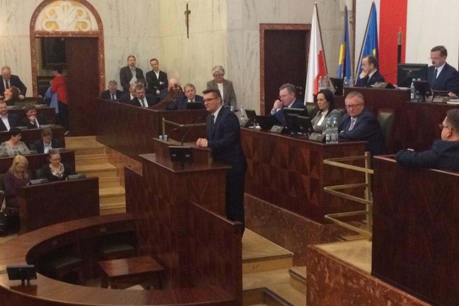 Radni sejmiku za utworzeniem metropolii śląskiej