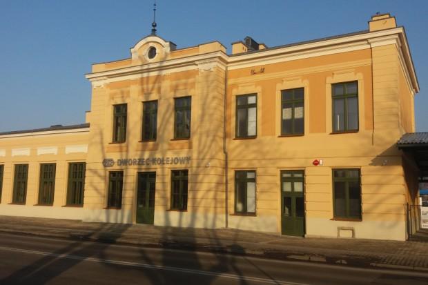 Dworzec kolejowy Wieliczka Park (fot.nib.pl)