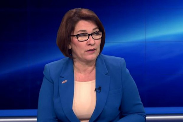 Beata Mazurek (fot. youtube.com/TV Republika)