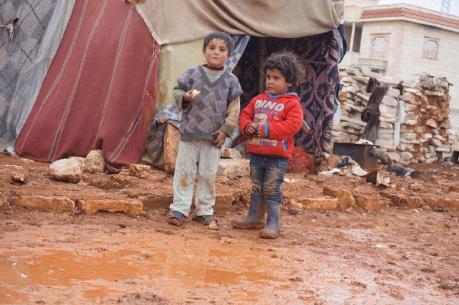 Krakowscy radni PO chcą przyjęcia na leczenie dzieci z Aleppo