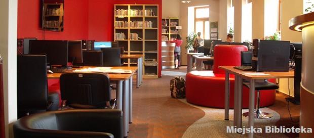 Biblioteka w Wołominie, źródło: wolomin.org