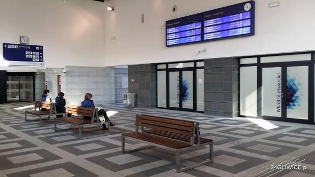 Gliwcki dworzec po renowacji, a najemców brak