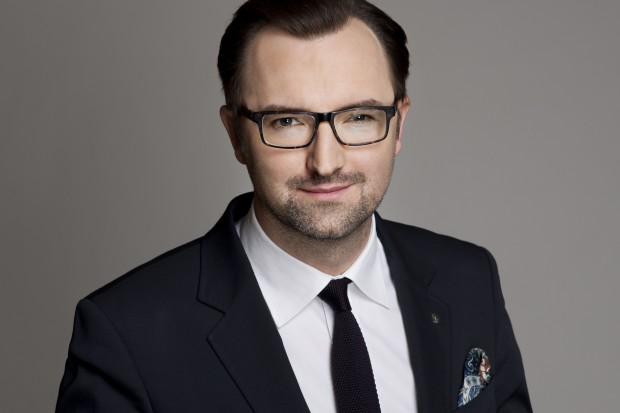 Sławomir Mazurek, wiceminister środowiska (fot.mos.gov.pl)
