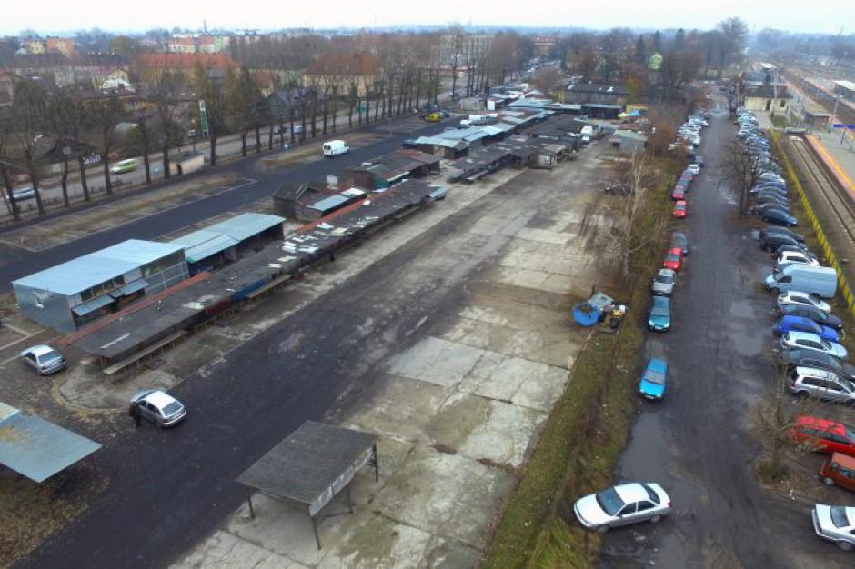 Ciechanów będzie miał węzeł przesiadkowy i halę targową za ponad 10,8 mln zł