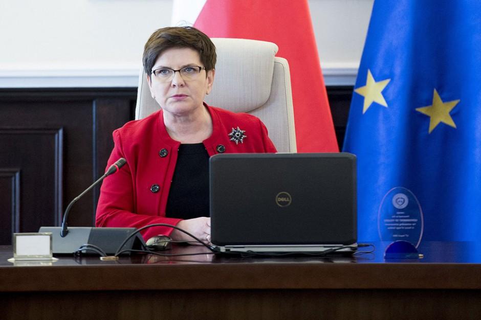 Beata Szydło: Reforma edukacji w końcowej fazie, odwracanie jej spowoduje chaos