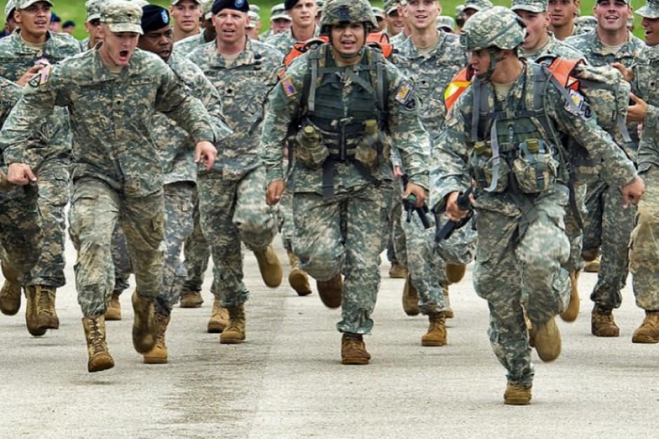 Szkolą się rezerwiści-ochotnicy do Wojsk Obrony Terytorialnej