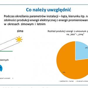 Rys 5. Podział na produkcję lato/zima w PWiK Szczecinek