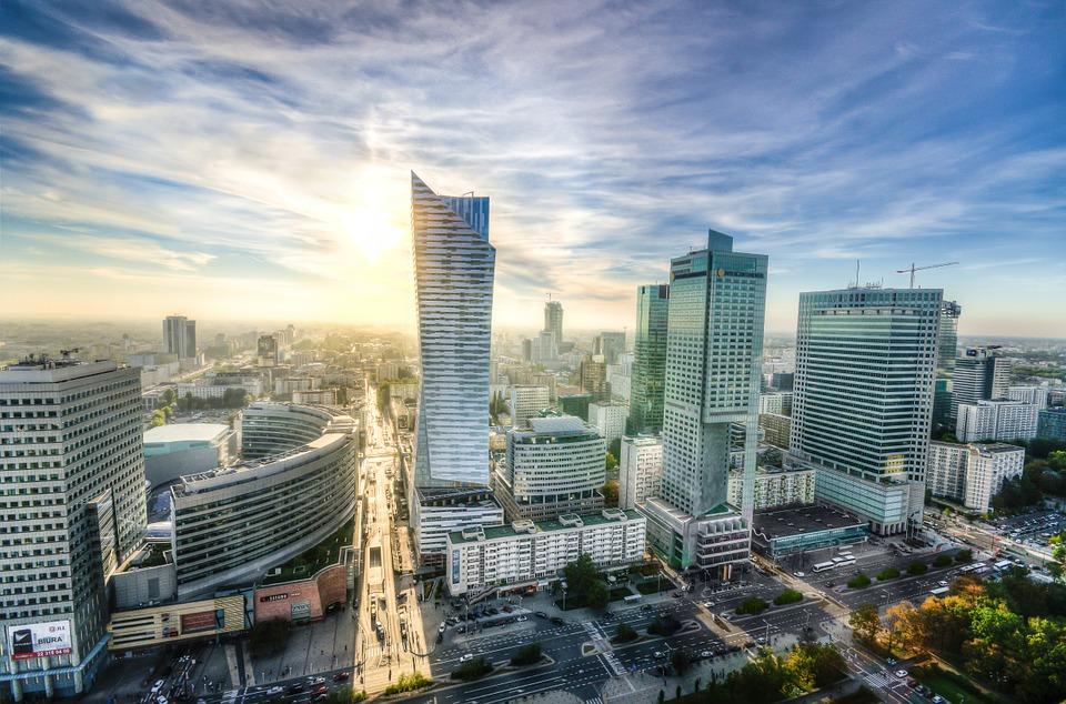 Warszawa znalazła się na 9. miejscu rankingu. (fot. pixabay)