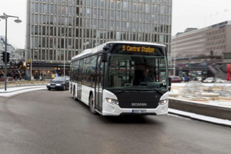 Tarnów kupi pięć autobusów firmy Scania