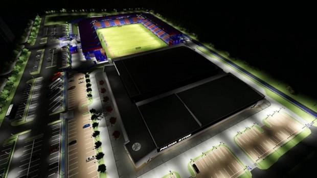 Bytom: Radni rezygnują z rozbudowy miejskiego stadionu