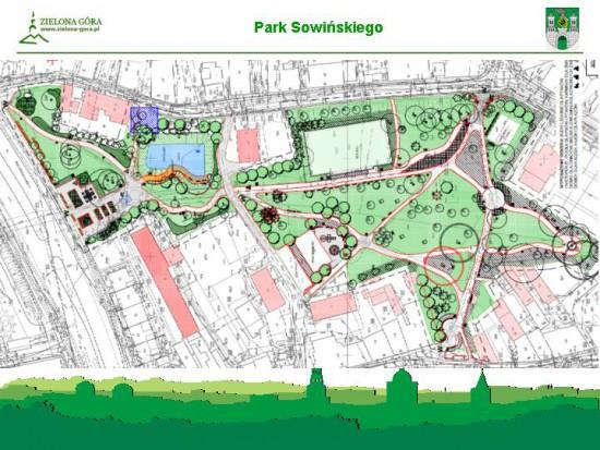 Zielona Góra: Miasto rewitalizuje parki