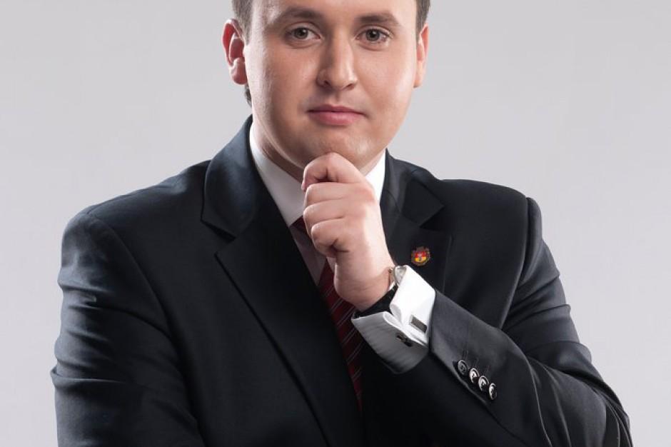 Przemysław Tuchliński z Nowoczesnej zastępcą prezydenta Białegostoku
