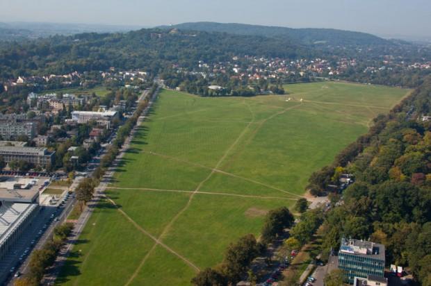 Do 2030 r. w Krakowie ma być o 400 ha więcej terenów zieleni