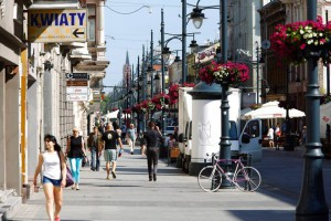 Turyści pozostawili w Łódzkiem 1,2 mld