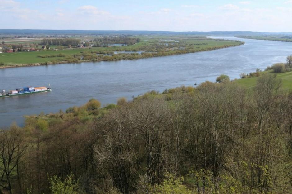 Wojewoda kujawsko-pomorski: w regionie nie ma ujęć wody pitnej z Wisły