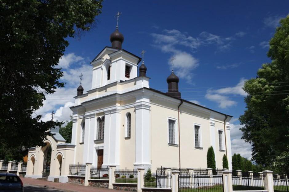 Podlaskie. Powstanie turystyczny szlak sakralny śladami cerkwi