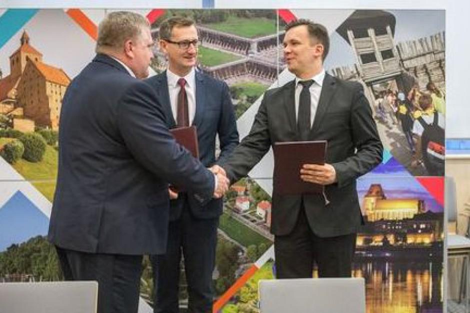 Kujawsko-pomorskie: Droga z Brześcia do Kowala będzie nowoczesna i bezpieczna